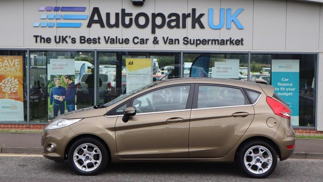 USED 2012 12 FORD FIESTA 1.4 ZETEC 16V 5d 96 BHP LOW DEPOSIT OR NO DEPOSIT FINANCE AVAILABLE . COMES USABILITY INSPECTED WITH 30 DAYS USABILITY WARRANTY + LOW COST 12 MONTHS ESSENTIALS WARRANTY AVAILABLE FOR ONLY £199 .  WE'RE ALWAYS DRIVING DOWN PRICES .