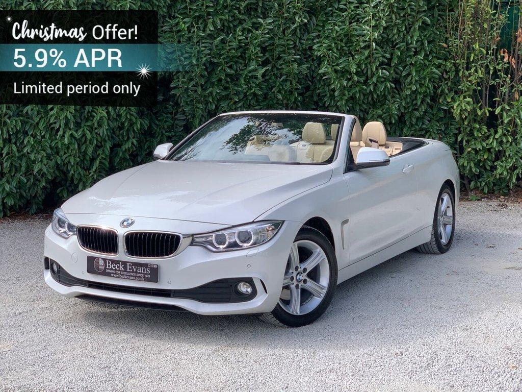 USED 2017 67 BMW 4 SERIES 2.0 420D SE 2d 188 BHP