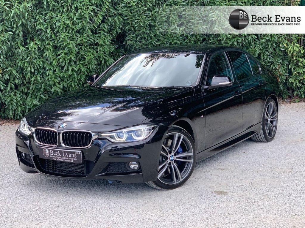 USED 2017 17 BMW 3 SERIES 3.0 330D M SPORT 4d 255 BHP