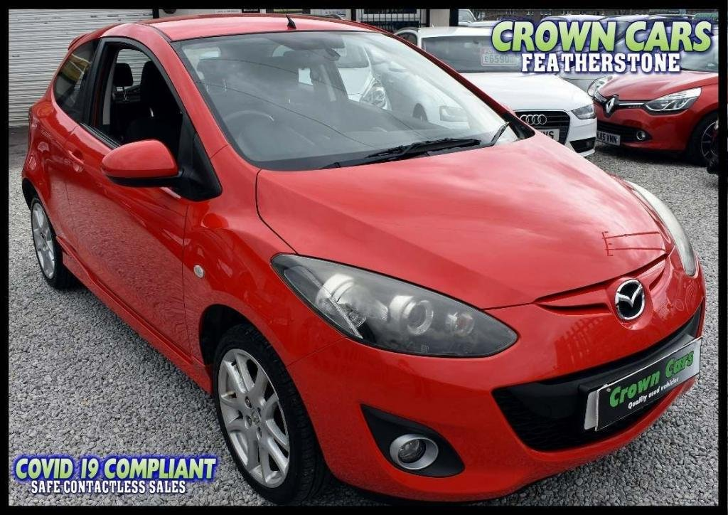 USED 2011 11 MAZDA 2 1.5 Sport 3dr AMAZING LOW RATE FINANCE DEALS