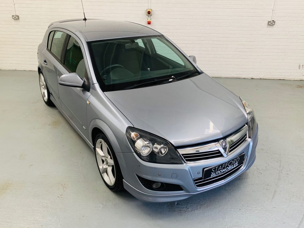 USED 2010 P VAUXHALL ASTRA 1.8 SRI XP 5d 138 BHP XP PACK, AIR CON, 18IN WHEELS, PDC