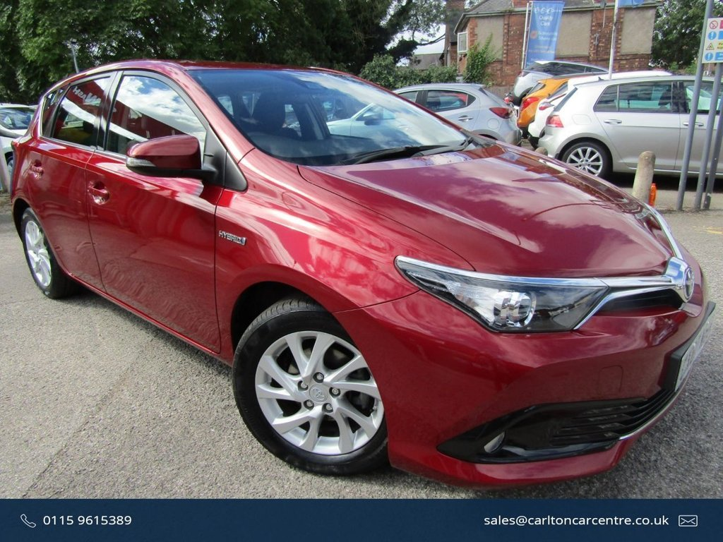 USED 2017 67 TOYOTA AURIS 1.8 VVT-I ICON TSS 5d 99 BHP New lower price Autumn saver **lowest miles on web ** Full history ** Hybrid economy ** Stunning condition ** Affordable pcp finance ** Book a test drive ** Click & Deliver ** Please check our feedback ** Celebrating 25yrs in Business **