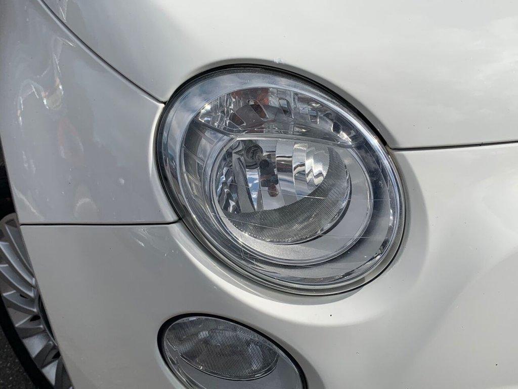 USED 2009 59 FIAT 500 1.2 LOUNGE 3d 69 BHP