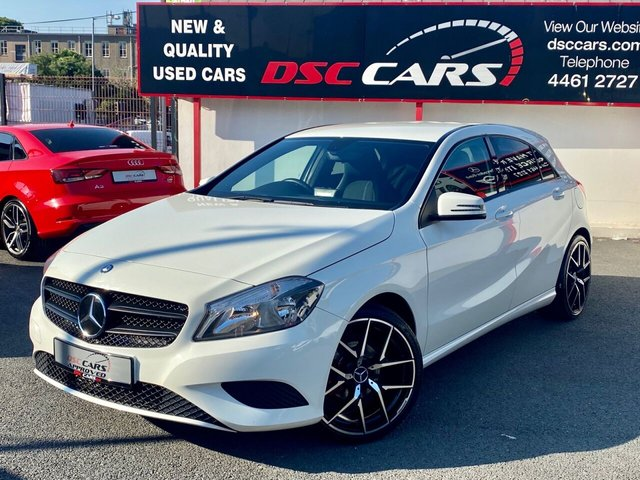 2014 MERCEDES-BENZ A-CLASS 1.5 A180 CDI BLUEEFFICIENCY SPORT 5d 109 BHP