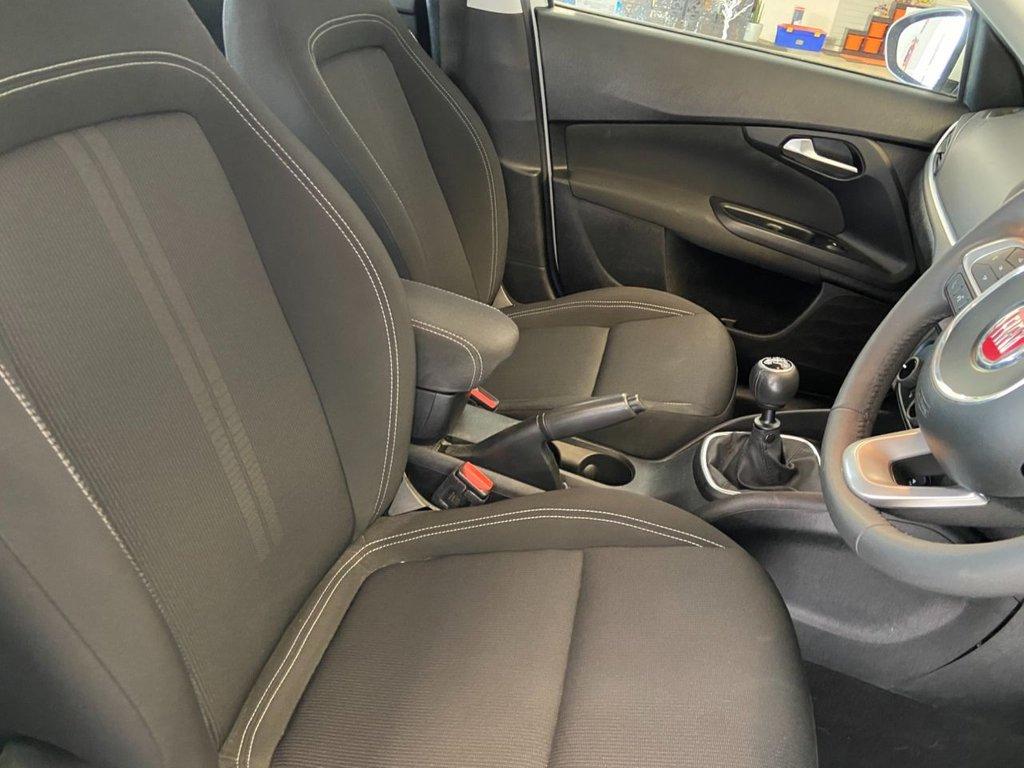 USED 2018 18 FIAT TIPO 1.6 MULTIJET EASY PLUS 5d 118 BHP Man Warranty Fantastic Fuel Economy