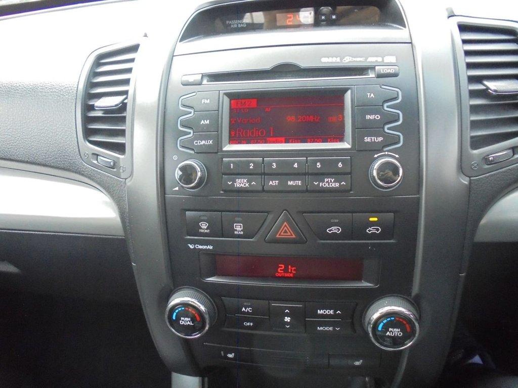 USED 2010 60 KIA SORENTO 2.2 CRDI KX-3 5d 195 BHP