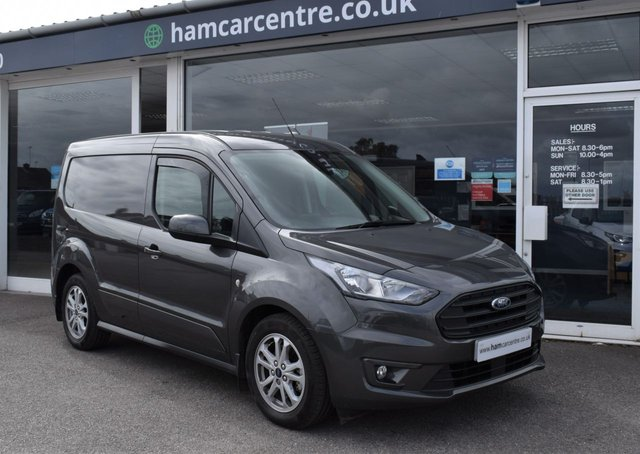 2019 69 FORD TRANSIT CONNECT 1.5 200 LIMITED TDCI 119 BHP AUTOMATIC ONLY 360 MILES AS NEW BIG-SPEC