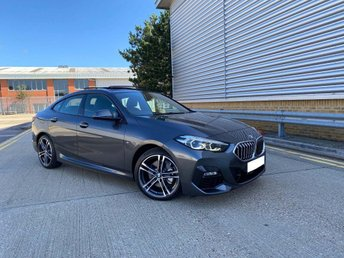 2020 BMW 2 SERIES GRAN COUPE 1.5 218i M Sport Gran Coupe DCT (s/s) 4dr £30500.00