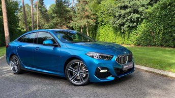 2020 BMW 2 SERIES GRAN COUPE 1.5 218i M Sport Gran Coupe DCT (s/s) 4dr £31795.00