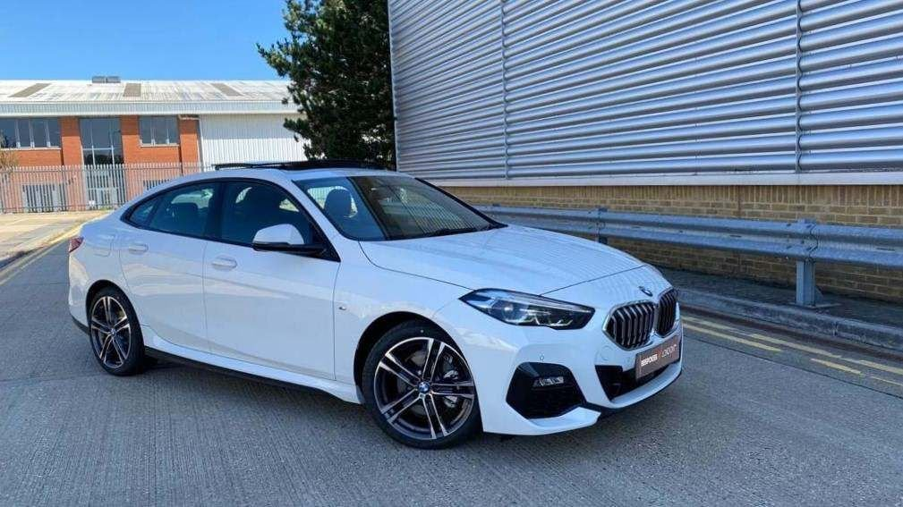 View our BMW 2 SERIES GRAN COUPE