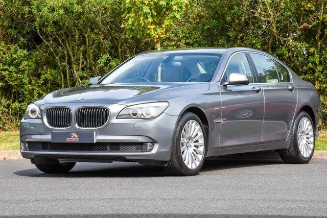 2012 12 BMW 7 SERIES 3.0 730D SE 4d 242 BHP