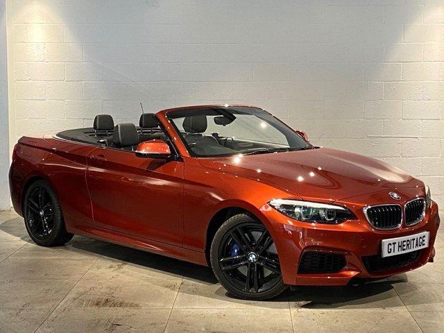 2019 19 BMW 2 SERIES 218I M SPORT [NAV][HTD SEATS]