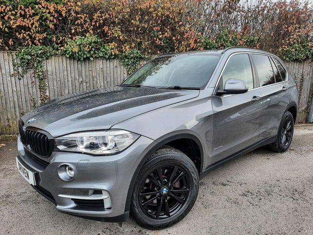 2014 64 BMW X5 2.0 XDRIVE25D SE 5d 215 BHP