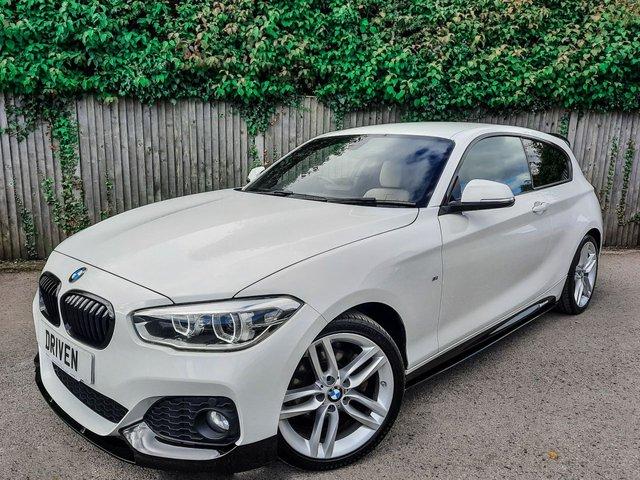 2016 16 BMW 1 SERIES 2.0 120D M SPORT 3d 188 BHP