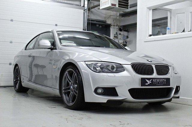 2010 60 BMW 3 SERIES 3.0 325I M SPORT 2d 215 BHP