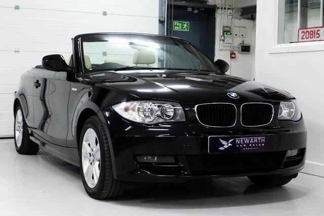 2010 10 BMW 1 SERIES 2.0 118I SE 2d 141 BHP