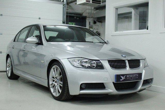 2008 57 BMW 3 SERIES 3.0 330D M SPORT 4d 228 BHP