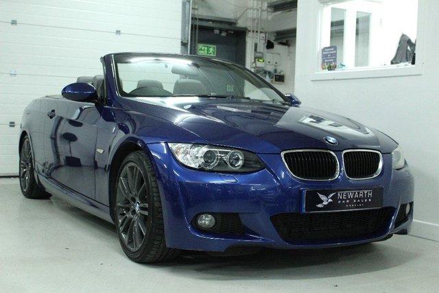 2008 08 BMW 3 SERIES 2.0 320D M SPORT 2d 174 BHP