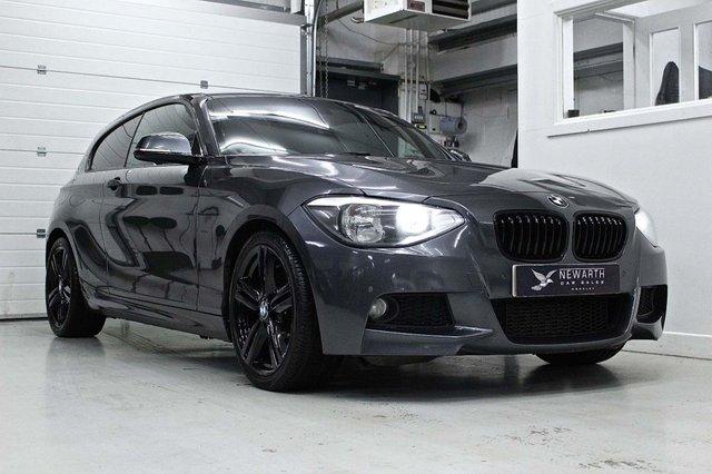 2013 62 BMW 1 SERIES 2.0 125D M SPORT 3d 215 BHP