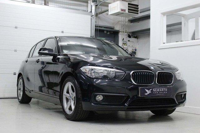 2015 65 BMW 1 SERIES 1.5 116D ED PLUS 5d 114 BHP