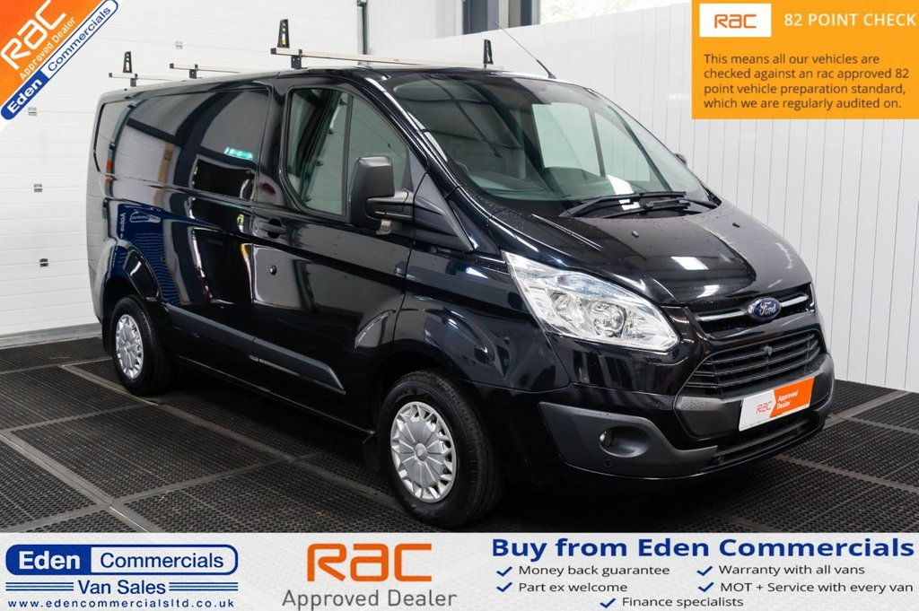 USED 2013 13 FORD TRANSIT CUSTOM 2.2 270 TREND * NO VAT TO ADD *