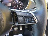 USED 2016 65 AUDI TT 2.0 TDI ULTRA SPORT 2d 182 BHP SAT/NAV, LEATHER, DAB, BLUETOOTH...