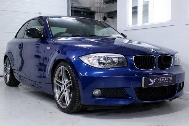 2012 12 BMW 1 SERIES 2.0 118D SPORT PLUS EDITION 2d 141 BHP
