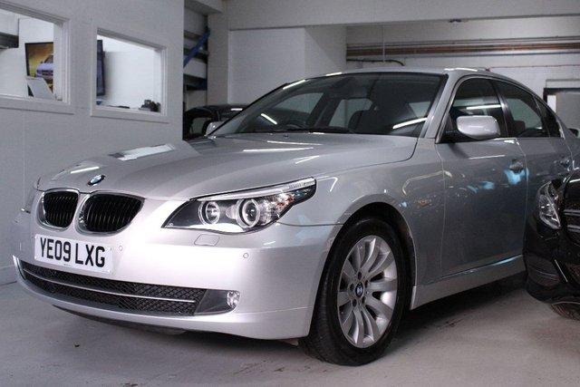 2009 09 BMW 5 SERIES 2.0 520D SE BUSINESS EDITION 4d 175 BHP