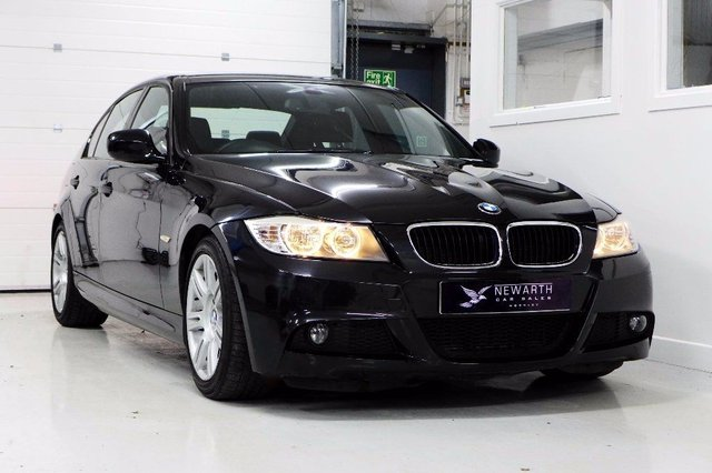 2009 59 BMW 3 SERIES 2.0 318D M SPORT 4d 141 BHP