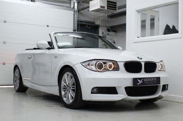 2010 10 BMW 1 SERIES 2.0 120I M SPORT 2d 168 BHP