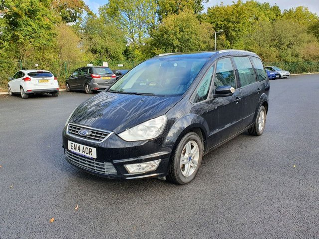 2014 14 FORD GALAXY 2.0 TDCI ZETEC AUTOMATIC 140 BHP