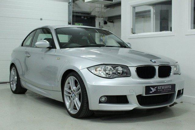 2009 09 BMW 1 SERIES 2.0 123D M SPORT 2d 202 BHP
