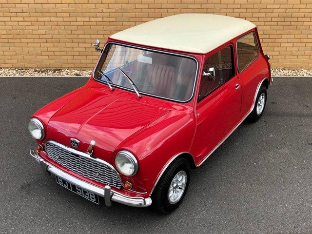 1964 AUSTIN MINI MK1 // 850cc // 34 BHP // EXPORT // Px swap