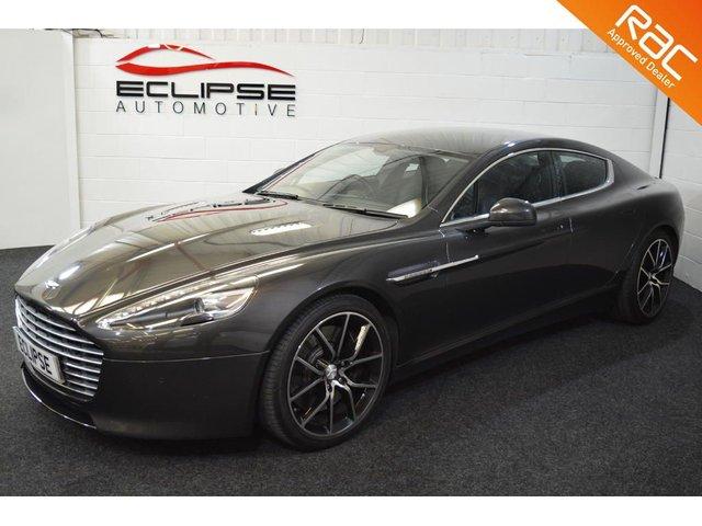 Used Aston Martin Rapide S Cars For Sale Aston Martin Rapide S Dealer Brighouse Eclipse Automotive Ltd