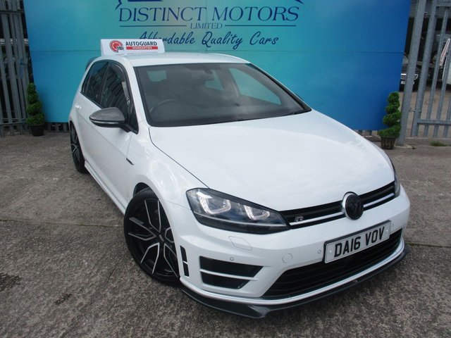USED 2016 16 VOLKSWAGEN GOLF 2.0 R 5d APPROX 380BHP