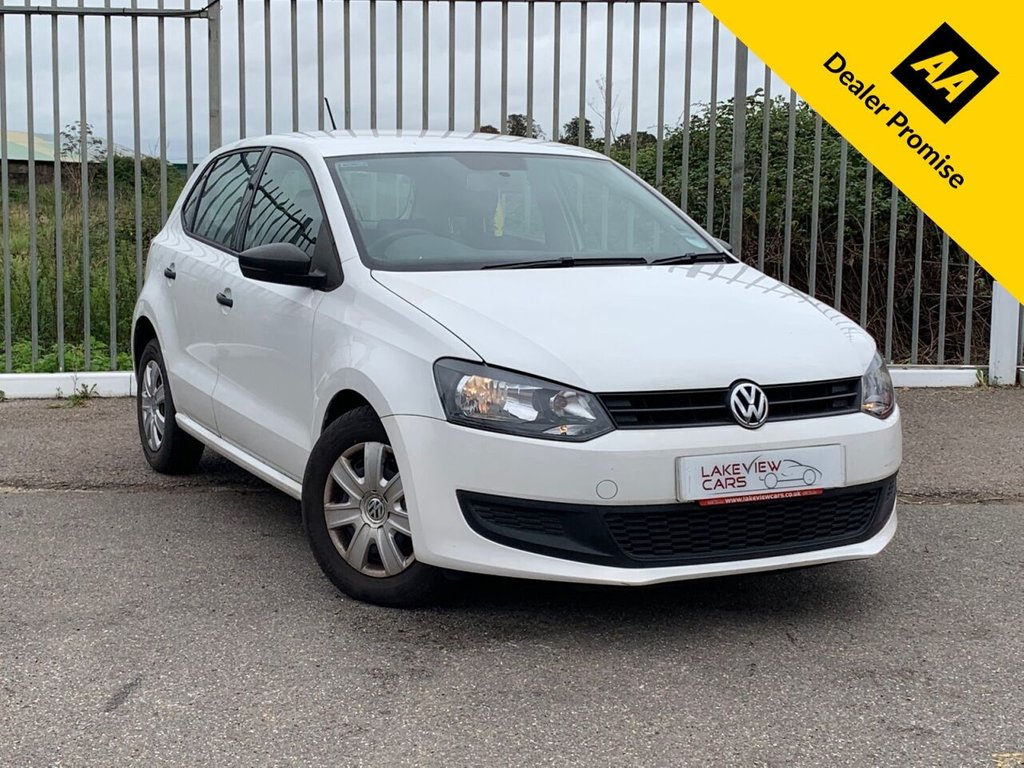 USED 2010 60 VOLKSWAGEN POLO 1.2 S 5d 60 BHP