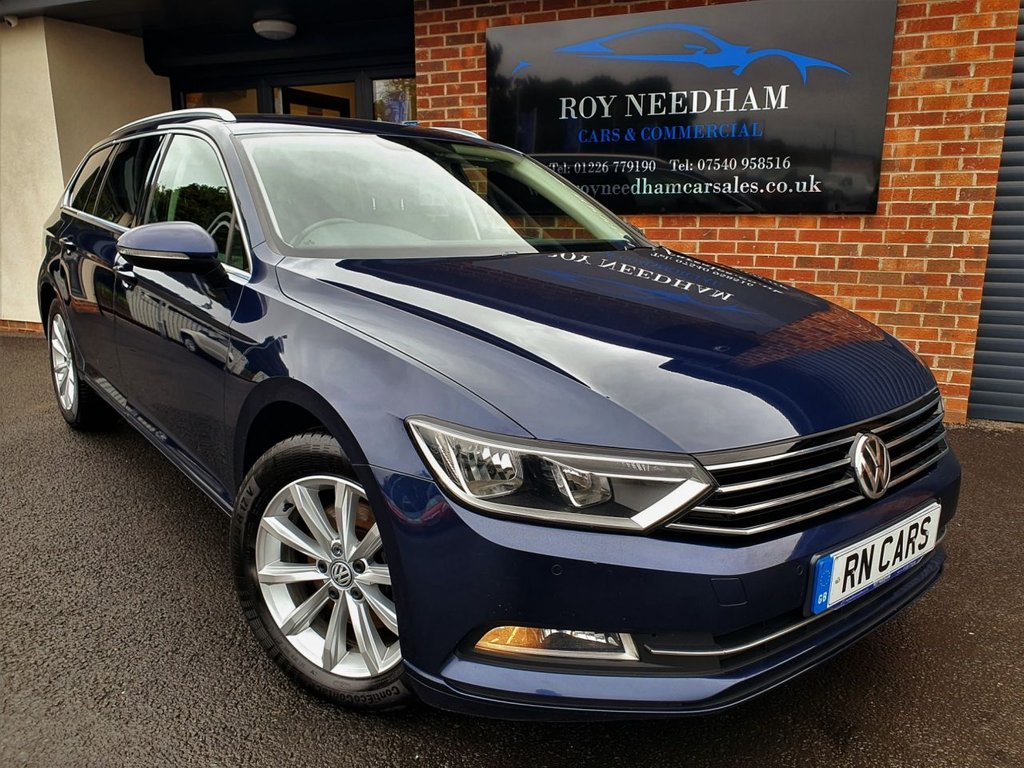 USED 2016 16 VOLKSWAGEN PASSAT 1.6 SE BUSINESS TDI BLUEMOTION TECHNOLOGY 5DR 119 BHP * NICE SPEC - 1 OWNER - READY TO GO *