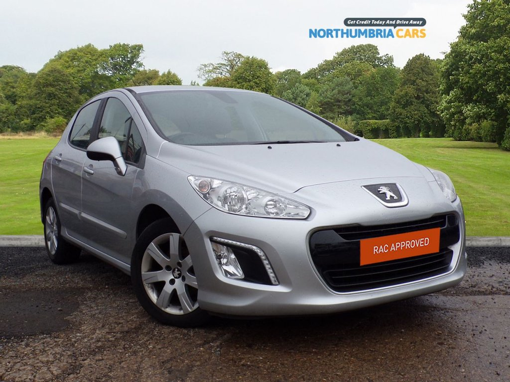 USED 2013 62 PEUGEOT 308 1.6 HDI ACTIVE 5d 92 BHP