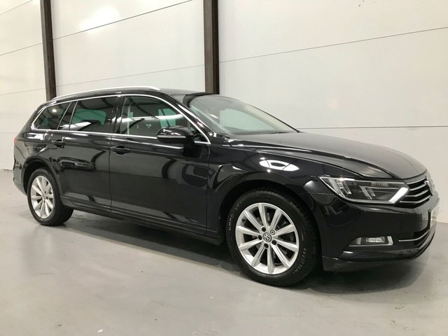 2016 16 VOLKSWAGEN PASSAT 2.0 SE BUSINESS TDI BLUEMOTION TECH DSG 5d 148 BHP