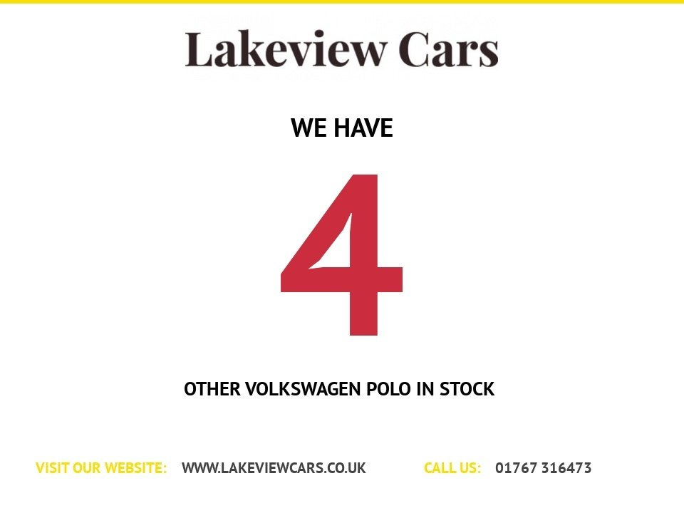 USED 2010 10 VOLKSWAGEN POLO 1.2 S 5d 60 BHP