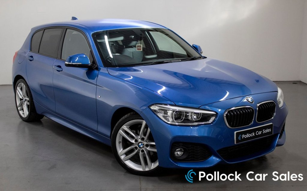 USED 2017 17 BMW 1 SERIES 1.5 118I M SPORT 5d 134 BHP Excellent Condition, High Specification