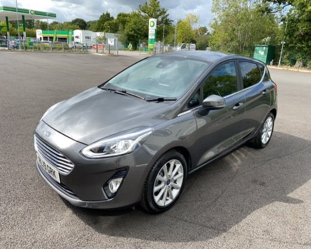 2019 19 FORD FIESTA 1.0 TITANIUM ECOBOOST AUTOMATIC (100PS) NEW MODEL