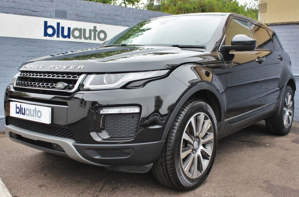 USED 2016 16 LAND ROVER RANGE ROVER EVOQUE 2.0 TD4 SE TECH 5d 177 BHP 1 Owner, Beautiful Condition, Massive Spec....