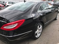 USED 2013 13 MERCEDES-BENZ CLS CLASS 2.1 CLS250 CDI BLUEEFFICIENCY 4d 204 BHP SAT NAV, FULL LEATHER !!