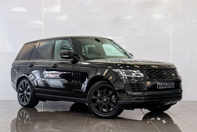USED 2018 LAND ROVER RANGE ROVER 2.0 VOGUE 5d 399 BHP