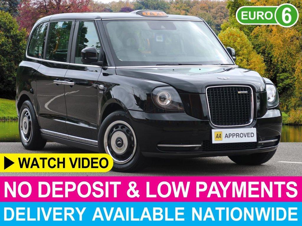 USED 2020 69 LEVC TX 1.5 Vista Comfort Plus 7 Seat Electric Hybrid Taxi Cab Comfort Plus Edition 7 Seats