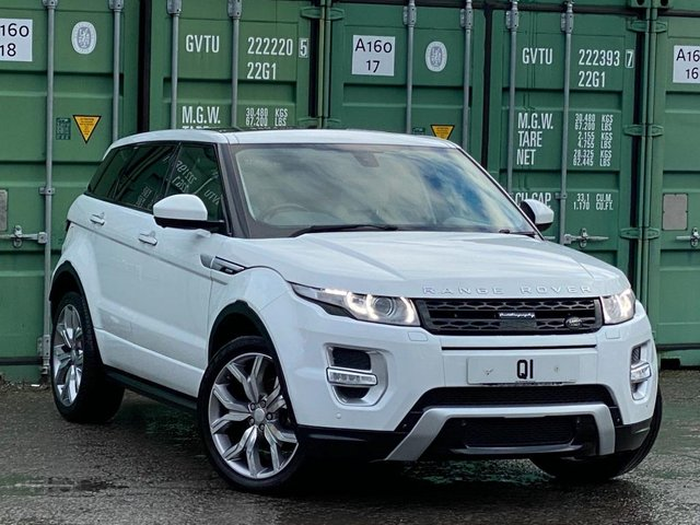 USED 2015 64 LAND ROVER RANGE ROVER EVOQUE 2.2 SD4 Autobiography AWD 5dr BUY ONLINE + FREE DELIVERY
