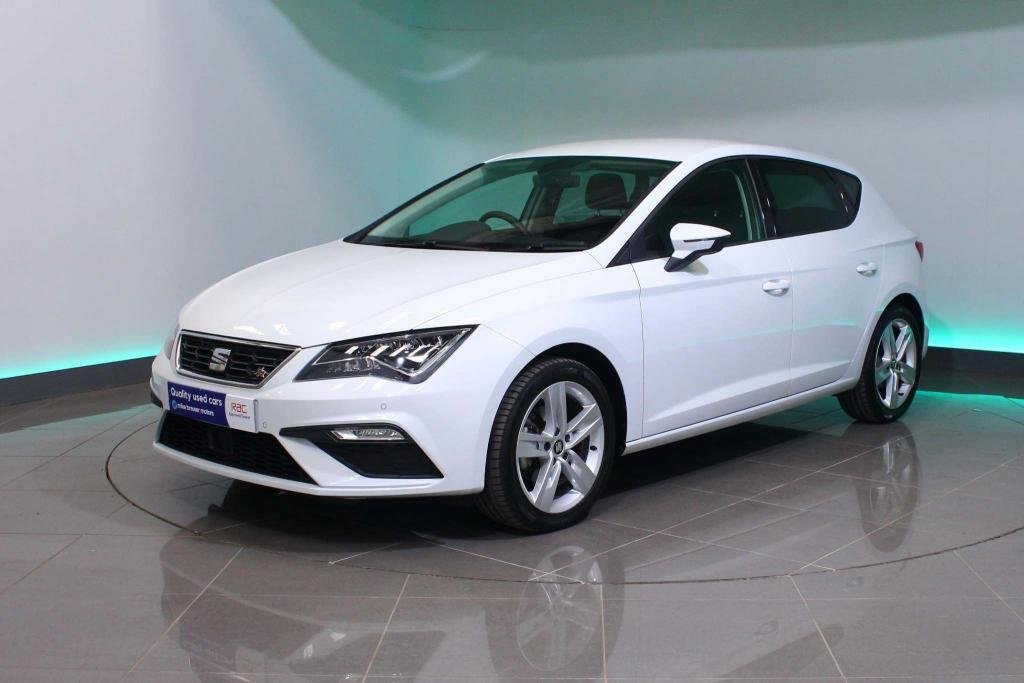 USED 2019 69 SEAT LEON 1.5 TSI EVO FR (s/s) 5dr NAVIGATION - MEDIA PLUS - DAB