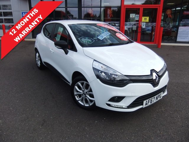USED 2017 67 RENAULT CLIO 1.1 PLAY 5d 73 BHP *****12 Months Warranty*****