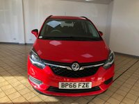 USED 2016 66 VAUXHALL ZAFIRA TOURER 1.4 DESIGN 5d 7 Seat Petrol Family MPV AUTO with the Lowest Mileage Example in the UK Recent Service plus MOT now Ready to Finance and Drive Away Today FANTASTIC 7 SEAT MPV ON A BUDGET! ONE FORMER KEEPER + GREAT SERVICE HISTORY